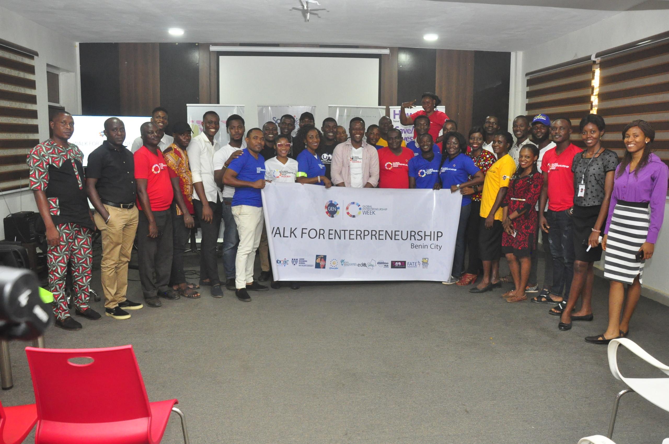 Edo, Starts-ups, Entrepreneurship