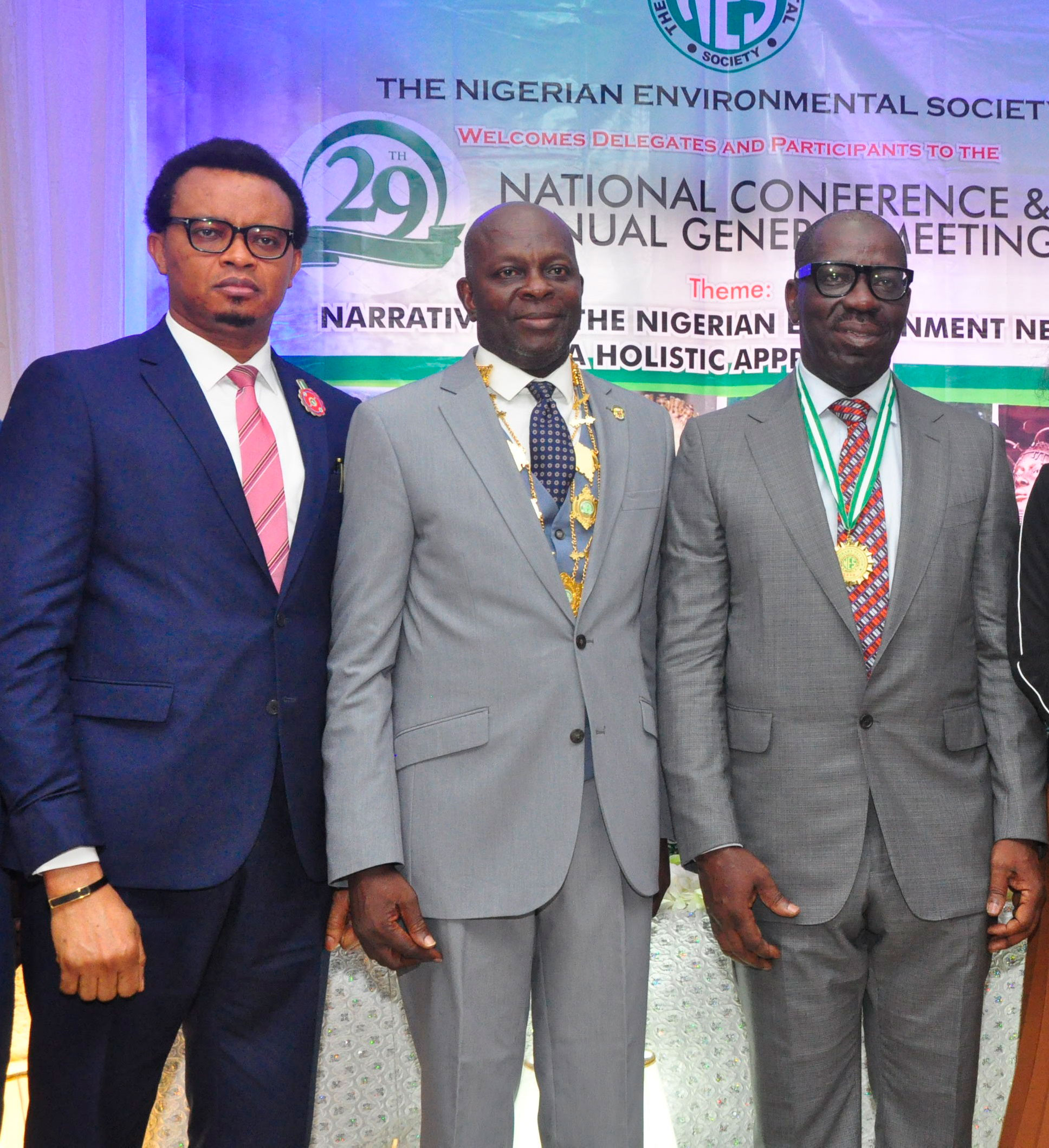 Obaseki engages plantation owners, school pupils, others in tackling environmental issues
