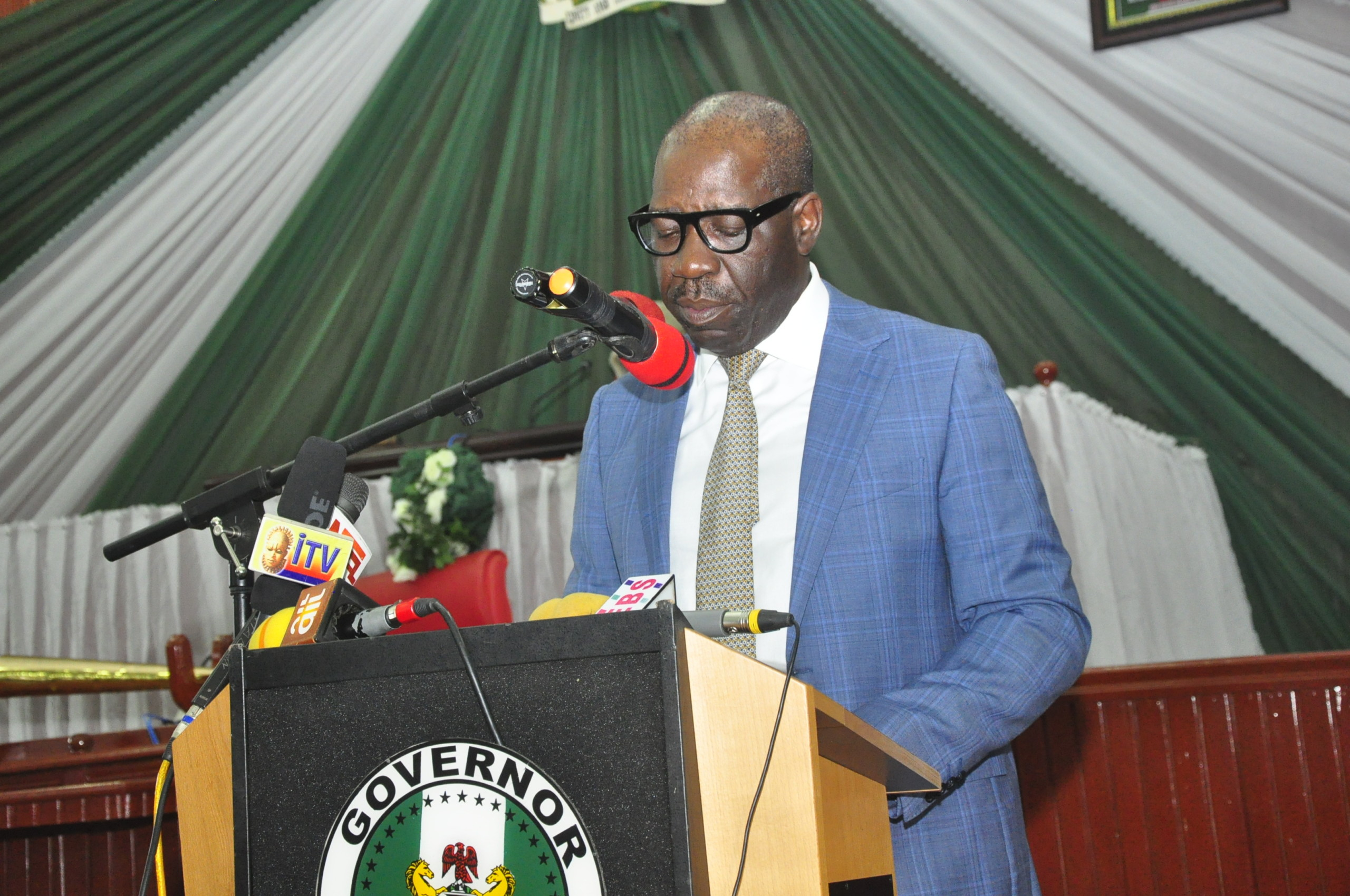 Obaseki to swear in Edo new Chief Judge, Justice Edigin on Friday
