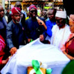 Gbajabiamila fetes Surulere with mini stadiums, buses, ICT center, others