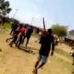 VIDEO: Kogi youths resist ballot snatching by 'fake police' amidst heavy gunfire