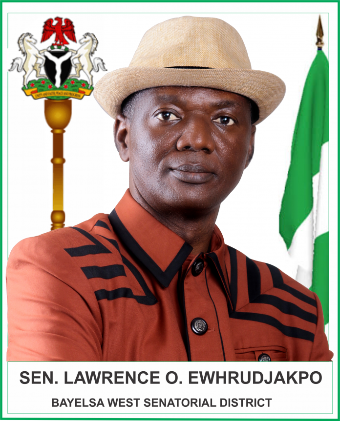 Court issues bench warrant against Sen. Ewhrudjakpo