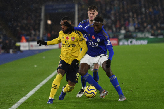 Leicester City boss Rodgers issues Ndidi training ground injury update