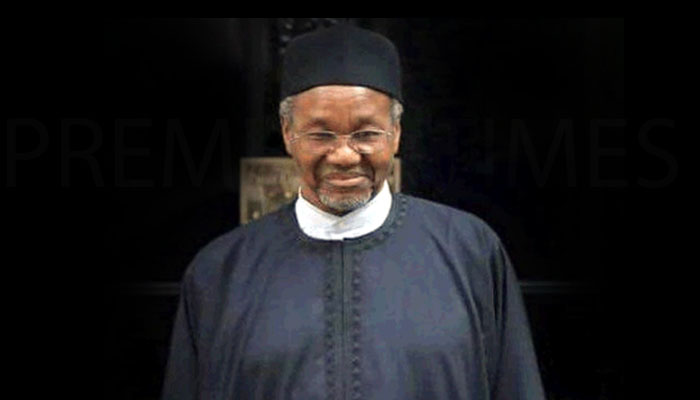 Mamman Daura, the silent power broker
