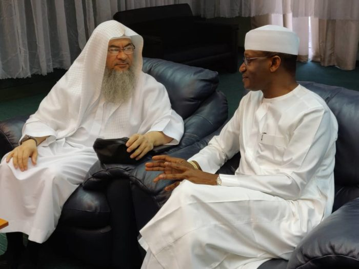 NAHCON to partner Mufti Menk, others on pilgrims education