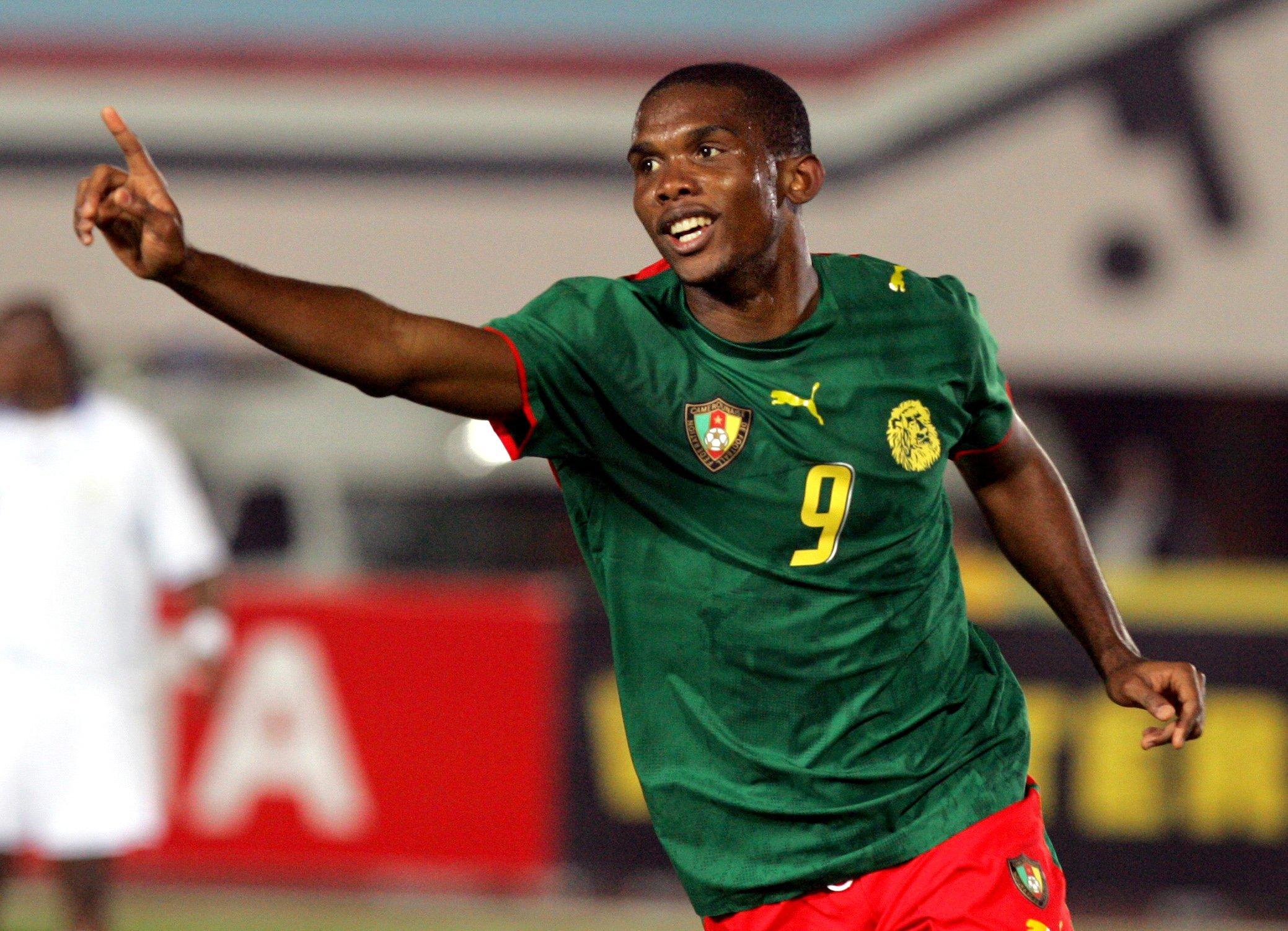 Enyeama, Eto'o, world's best player