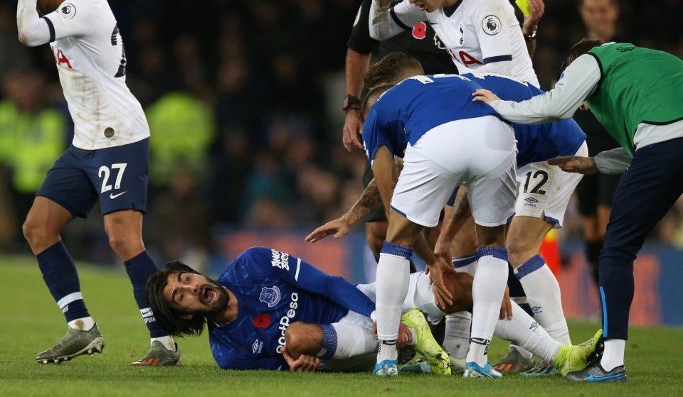 Son, Tottenham, Everton, Gomes