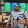 Customs intercept fake currency worth N2.5m, 40 drums of ethanol, 160 jerry cans of Petrol in Ogun