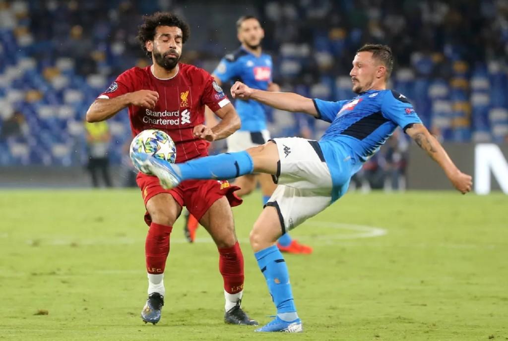 Champions League, Liverpool, Napoli