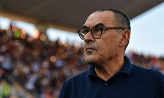Sarri set for emotional Napoli return, Rome prepares for fiery derby