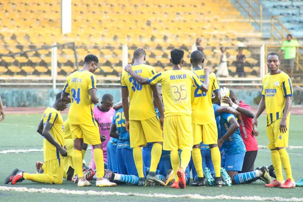 Warri Wolves, NPFL, Adamawa United