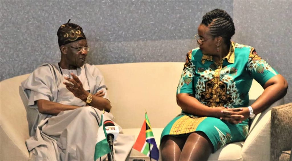 Xenophobia: Nigeria, South Africa to cement relations through cultual diplomacy