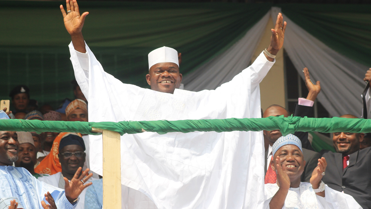 Kogi State Governor, Yahaya Bello