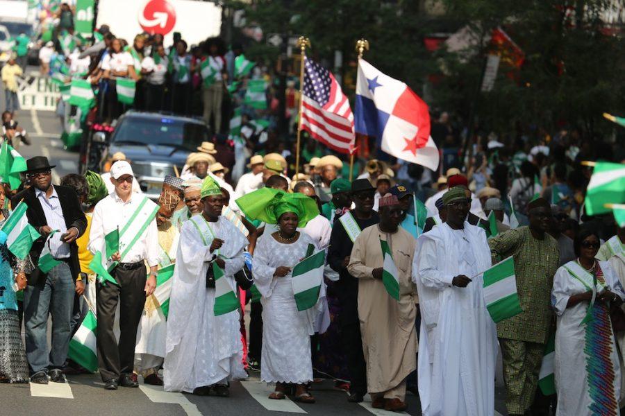 Nigerians , Diaspora