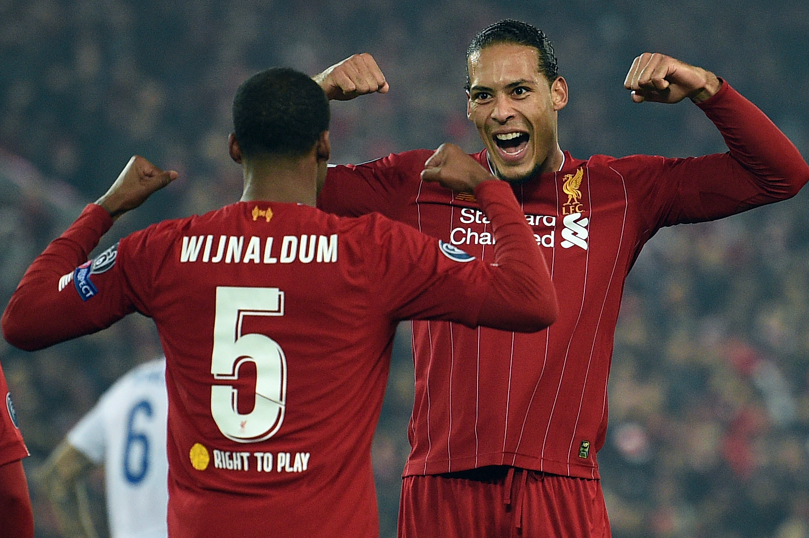 Liverpool, Oxlade-Chamberlain, Genk