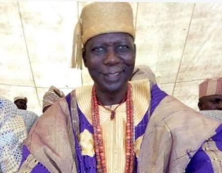 Eleruwa of Eruwa, Oba Samuel Adegbola