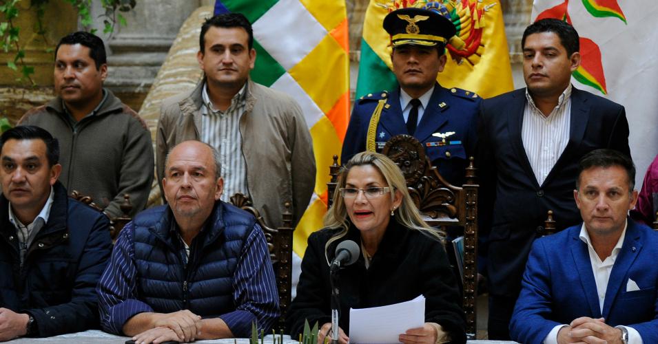 Bolivia, Peace, Dead