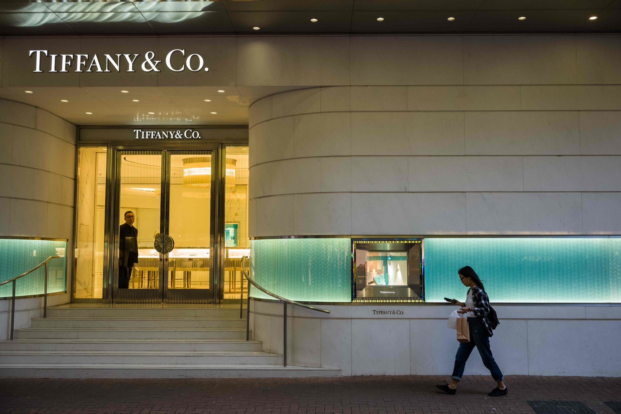 LVMH, Tiffany and Co, Bernard Arnault