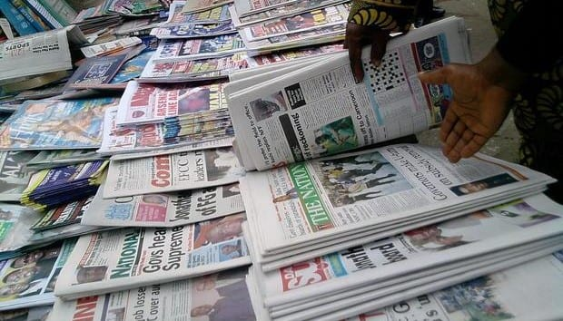 Finance Ministry, Newspaper , Buhari