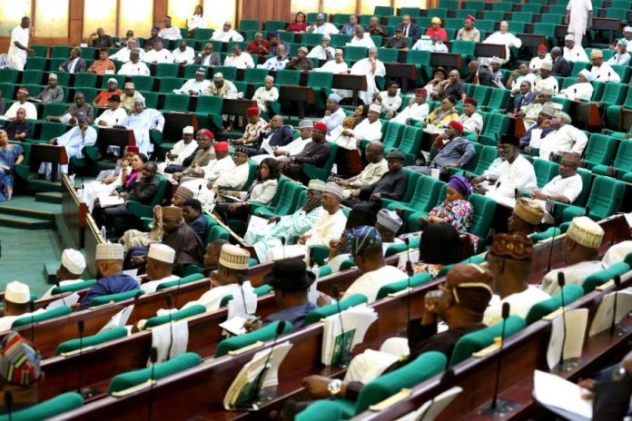 Works, House of Reps, revenue, sack