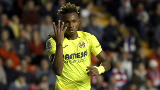 Chukwueze on Arsenal's radar – Carzola