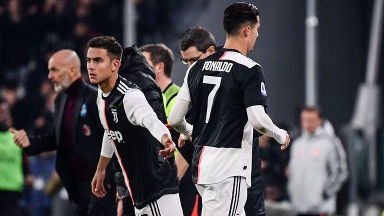 Altafini, Messi, Ronaldo, Juventus