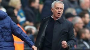 Tottenham boss, Jose Mourinho during FA Cup