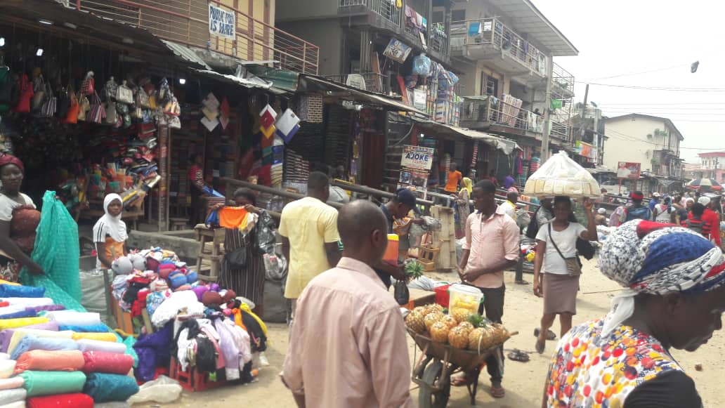 Traders count losses over Oyingbo market closure