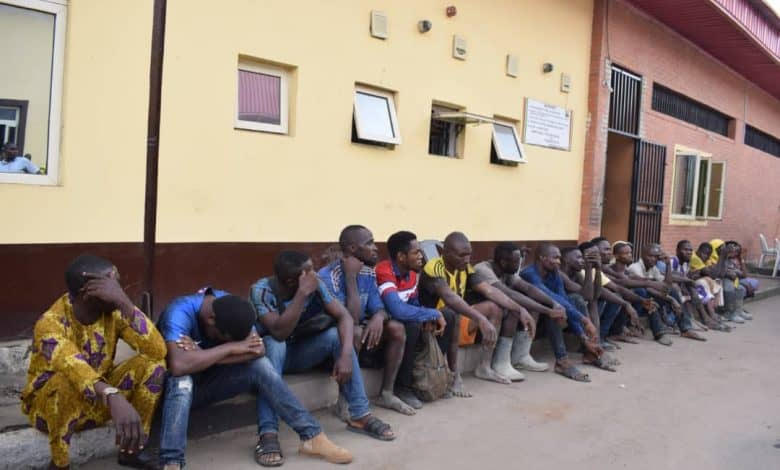 Land grabbing: Lagos arrests 19 suspects for prosecution