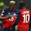Liverpool, Tottenham in €70m tussle for Osimhen