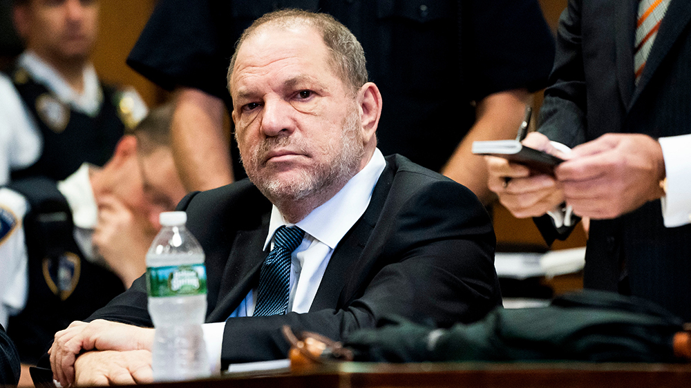 Harvey Weinstein, Jury