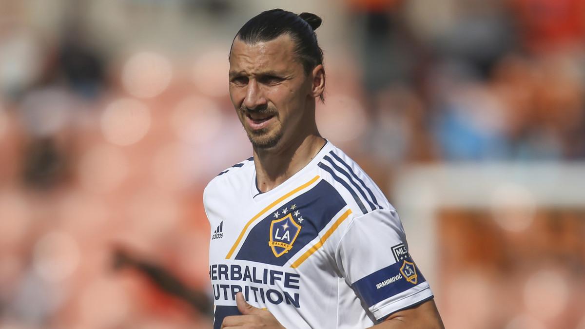 Zlatan, MLS, LA Galaxy