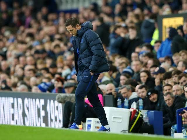 Lampard, Chelsea, Everton