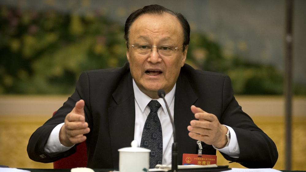 China, Xinjiang