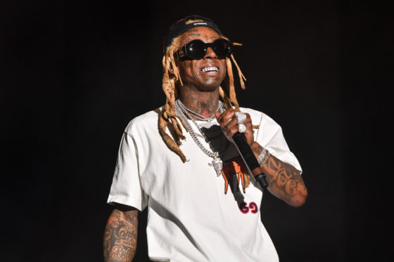 Feds allegedly found gold-plated pistol and drugs on Lil Wayne's plane