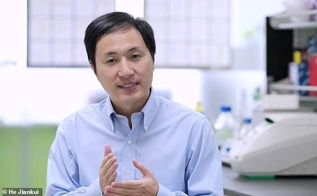 He Jiankui, Gene-editing