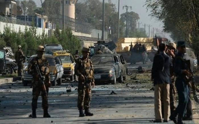 Woman killed, 65 injured in attack on U.S. base in Afghanistan