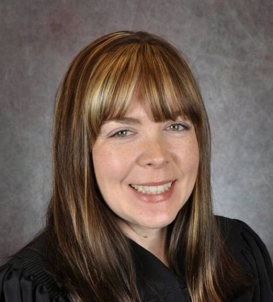 Judge accused of having threesome in her chambers with lawyers