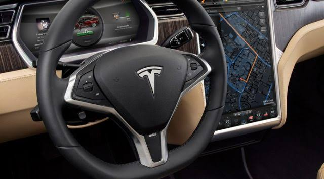Tesla, Shares, China