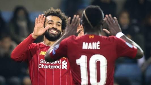 Salah, Mane, Mahrez, CAF