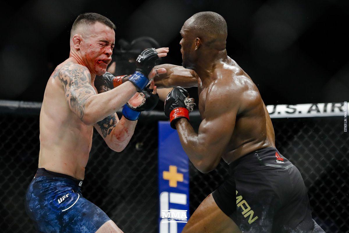 Kamaru Usman, Covington, UFC 245