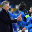 Ancelotti sacked despite guiding Napoli to Champions League last 16