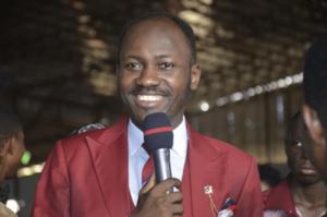 How God used Obaseki to save my life, church, family ― Apostle Suleiman