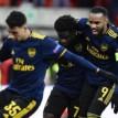 Arsenal's Bukayo Saka is EPL best young player, says Lacazette