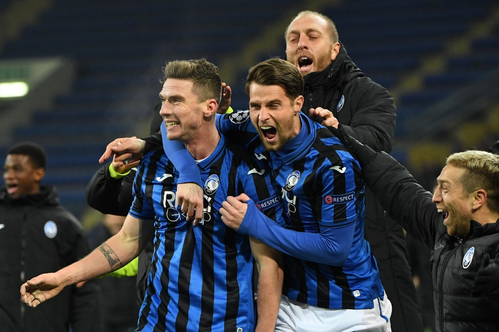 Atalanta, Champions League