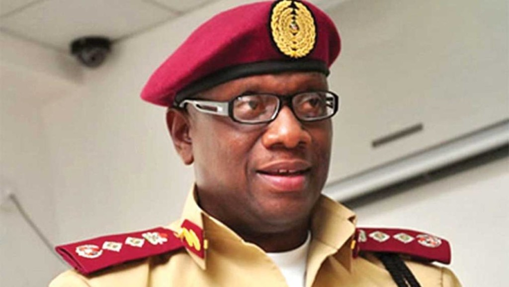 FRSC laments loss of 27 vehicles to #EndSARS protest