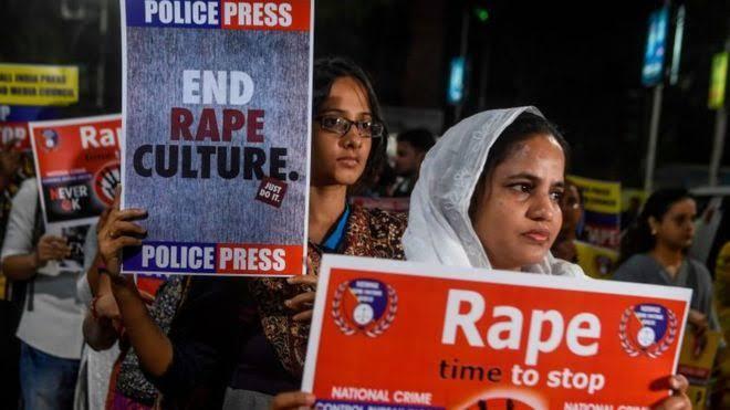 India, Rape