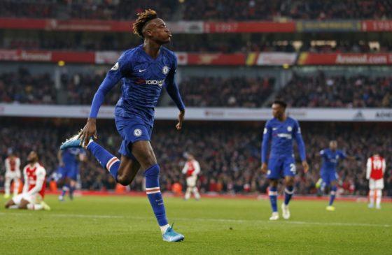 Breaking: Chelsea down Arsenal 2-1 in London derby