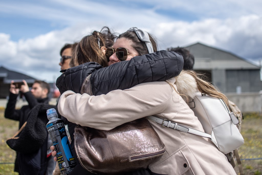 ChileChile finds human remains, possibly from missing plane