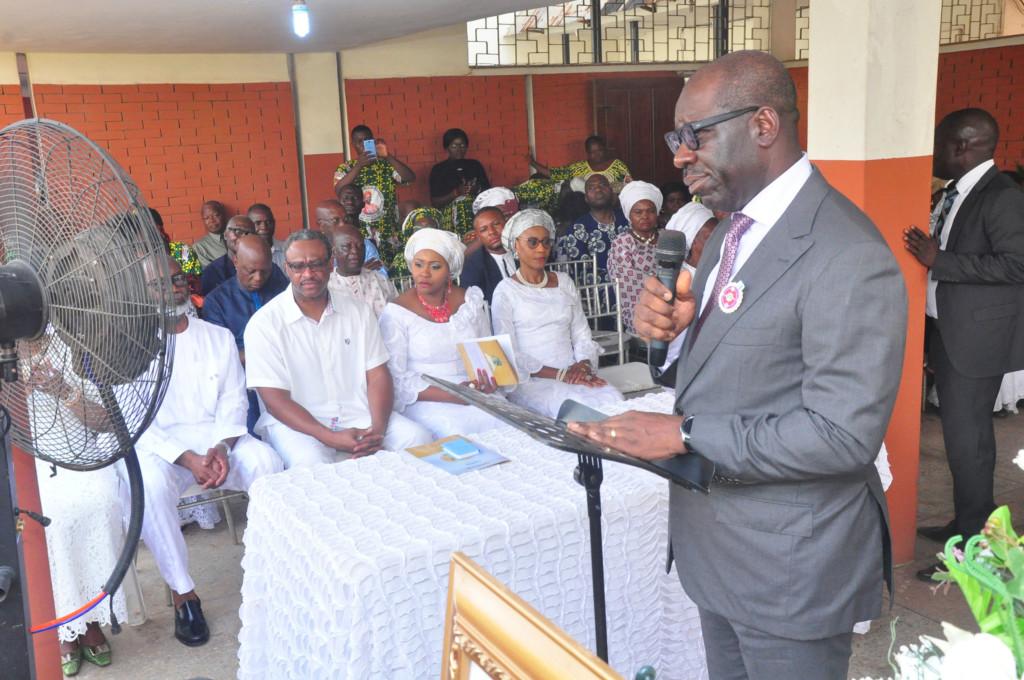 Edo govt renames Textile Mill Road as Eribo Way